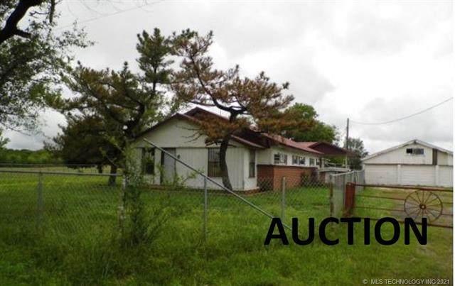 33425 W 321st Street S, Bristow, OK 74010 (MLS #2117349) :: 580 Realty