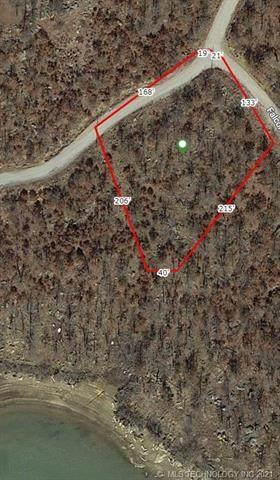 Falcon View View, Eufaula, OK 74501 (MLS #2117373) :: 918HomeTeam - KW Realty Preferred