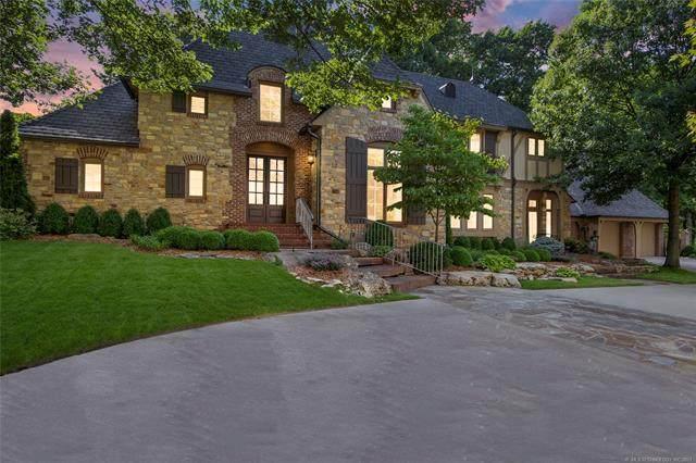 9626 S Vandalia Avenue, Tulsa, OK 74137 (MLS #2117405) :: Active Real Estate