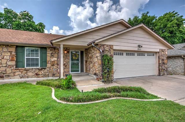 2913 Edgewood Avenue, Bartlesville, OK 74006 (MLS #2117462) :: Active Real Estate