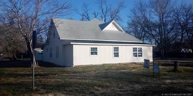 223 W Elm Street, Hominy, OK 74035 (MLS #2117466) :: Owasso Homes and Lifestyle