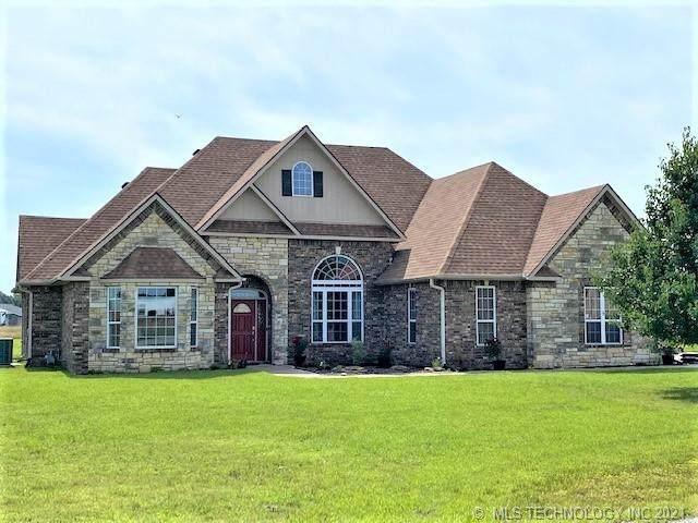 1218 NW 6th Street, Stigler, OK 74462 (MLS #2117472) :: Active Real Estate