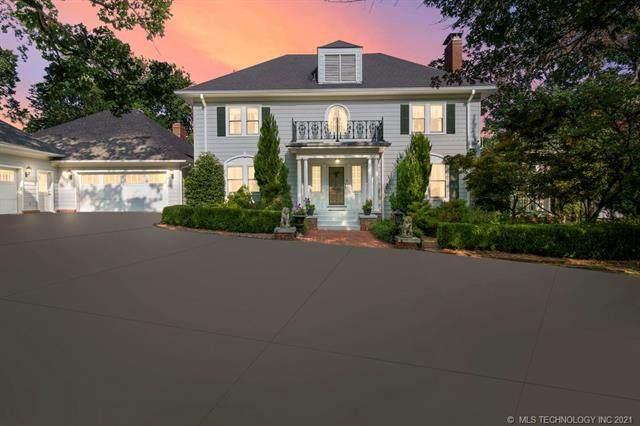 3507 S Lewis Avenue, Tulsa, OK 74105 (MLS #2117483) :: Active Real Estate