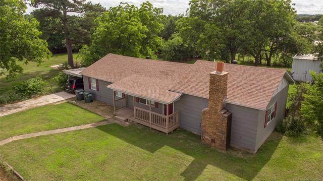 865 5th Street, Wilson, OK 73463 (MLS #2117492) :: Active Real Estate