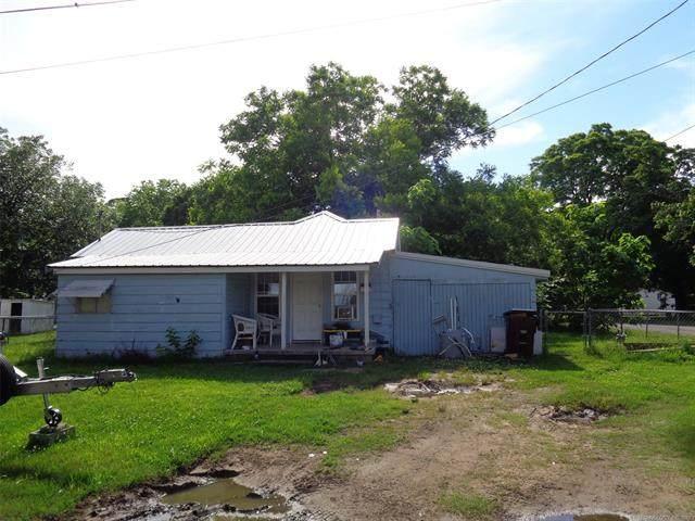 615 N G. Street, Eufaula, OK 74432 (MLS #2117554) :: 918HomeTeam - KW Realty Preferred