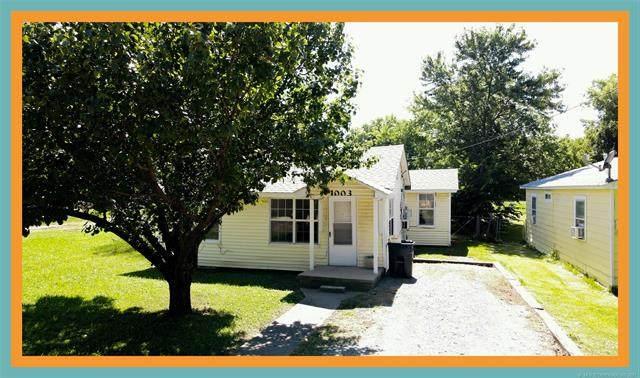 1003 N Francis Street, Ada, OK 74820 (MLS #2117582) :: House Properties