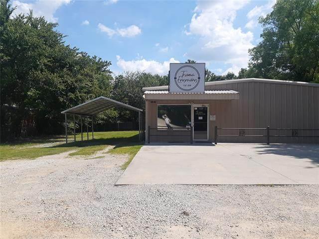 3509 W Arkansas Street, Durant, OK 74701 (MLS #2117586) :: Active Real Estate