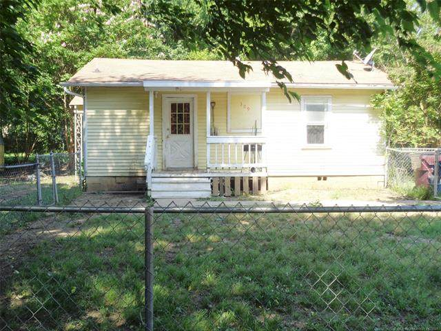 309 N 5th Street, Eufaula, OK 74432 (MLS #2117607) :: 918HomeTeam - KW Realty Preferred