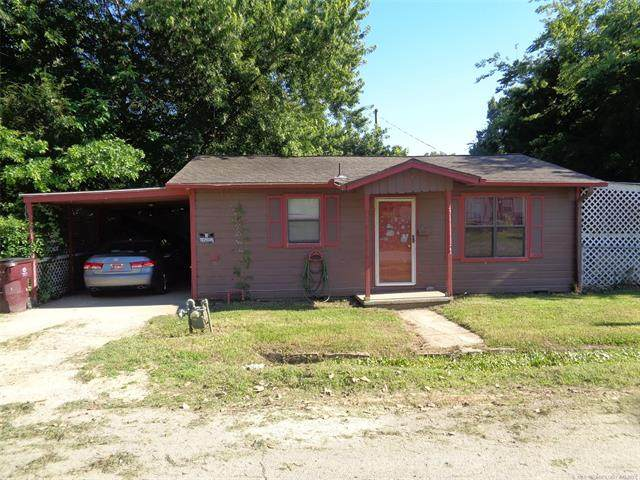 313 W Grand Avenue, Eufaula, OK 74432 (MLS #2117612) :: 580 Realty