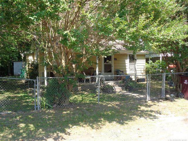 715 N G. Street, Eufaula, OK 74432 (MLS #2117613) :: Owasso Homes and Lifestyle