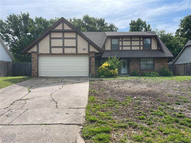 7515 S 82nd East Avenue, Tulsa, OK 74133 (MLS #2117616) :: Hopper Group at RE/MAX Results