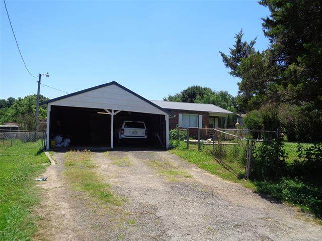 412880 Hwy 9, Eufaula, OK 74432 (MLS #2117617) :: Owasso Homes and Lifestyle