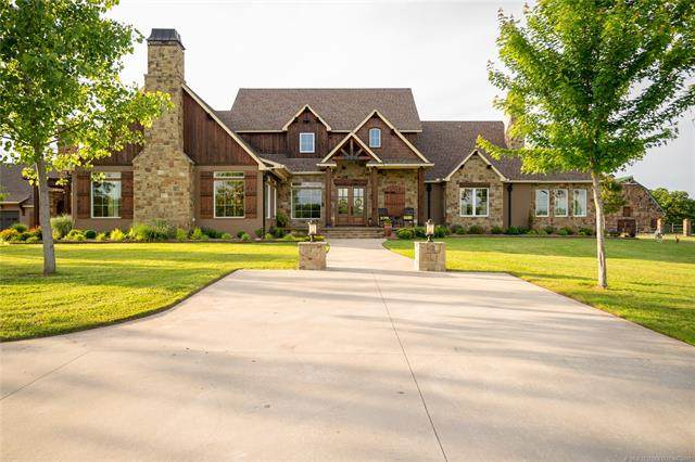 9005 E 570 Road, Catoosa, OK 74015 (MLS #2117623) :: Active Real Estate