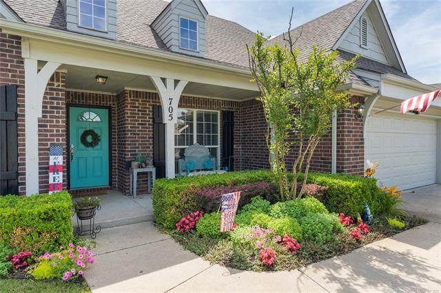 705 S 74th Street, Broken Arrow, OK 74014 (MLS #2117636) :: Active Real Estate