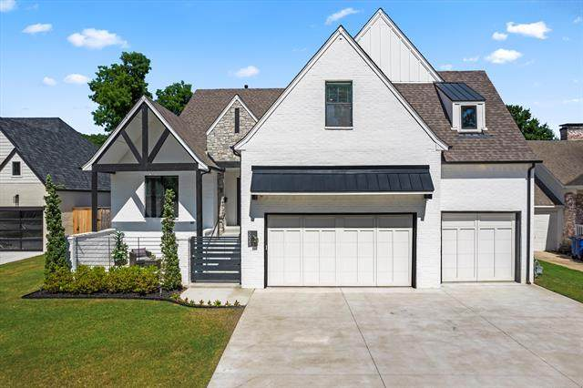 3025 S Cincinnati Avenue, Tulsa, OK 74114 (MLS #2117686) :: 580 Realty