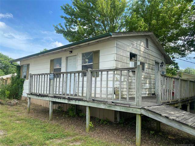 121 S Monroe, Braggs, OK 74423 (MLS #2117701) :: Hopper Group at RE/MAX Results