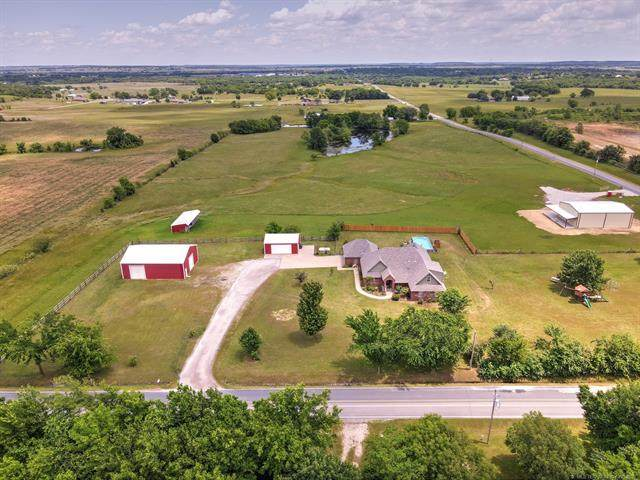 10933 S 4080 Road, Oologah, OK 74053 (MLS #2117716) :: Hopper Group at RE/MAX Results