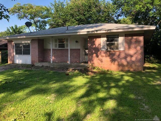 1325 N 9th, Durant, OK 74701 (MLS #2117789) :: House Properties