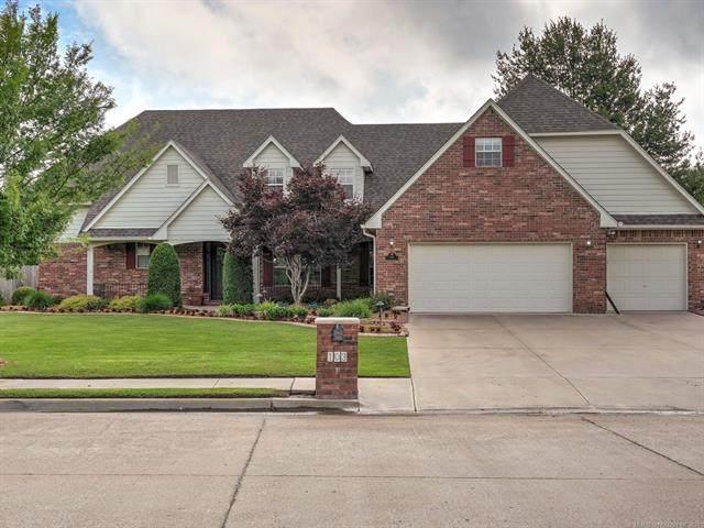 103 S Forest Ridge Boulevard, Broken Arrow, OK 74014 (MLS #2117825) :: 918HomeTeam - KW Realty Preferred