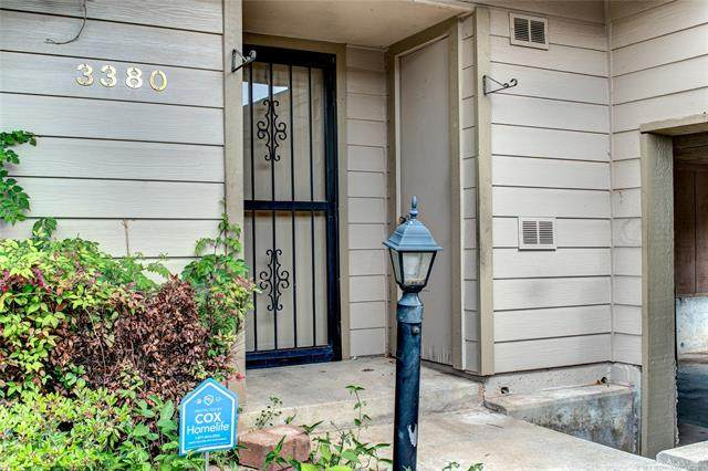 3380 W Washington Street #14, Broken Arrow, OK 74012 (MLS #2117873) :: Hopper Group at RE/MAX Results