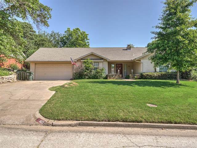 1617 Valley Road, Sapulpa, OK 74066 (MLS #2117881) :: Active Real Estate