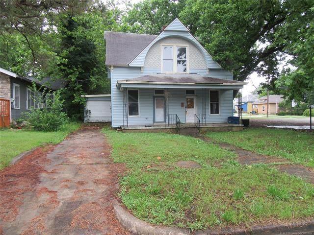 206 E Seminole Avenue, Mcalester, OK 74501 (MLS #2117891) :: 918HomeTeam - KW Realty Preferred