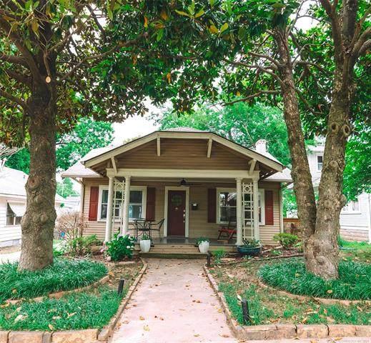 1811 E 17th Street, Tulsa, OK 74104 (MLS #2117908) :: Hopper Group at RE/MAX Results