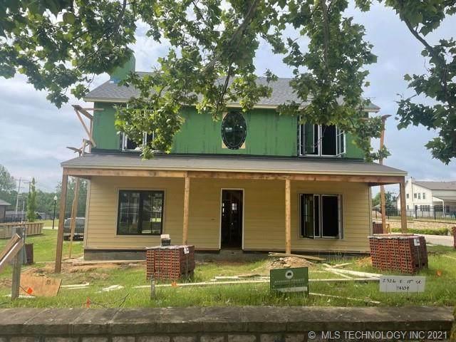 2326 E 17th Street, Tulsa, OK 74104 (MLS #2117922) :: 918HomeTeam - KW Realty Preferred