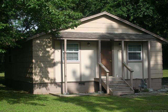 406 Commerce Street, Salina, OK 74365 (MLS #2117936) :: Active Real Estate