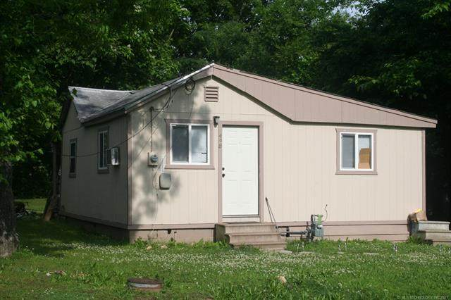 408 N Commerce Street, Salina, OK 74365 (MLS #2117937) :: Active Real Estate