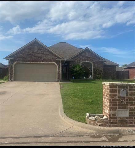 508 Valhalla Drive, Muskogee, OK 74403 (MLS #2117982) :: Active Real Estate