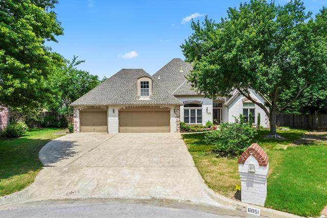 6051 E 112th Street, Tulsa, OK 74137 (MLS #2118002) :: 918HomeTeam - KW Realty Preferred