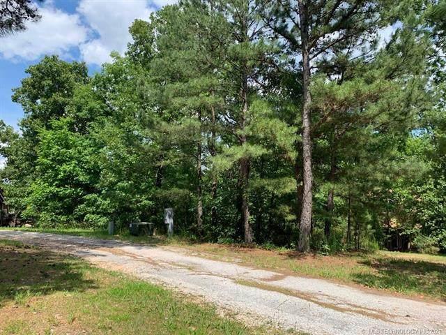 Bent Tree Drive, Eucha, OK 74342 (MLS #2118039) :: Active Real Estate