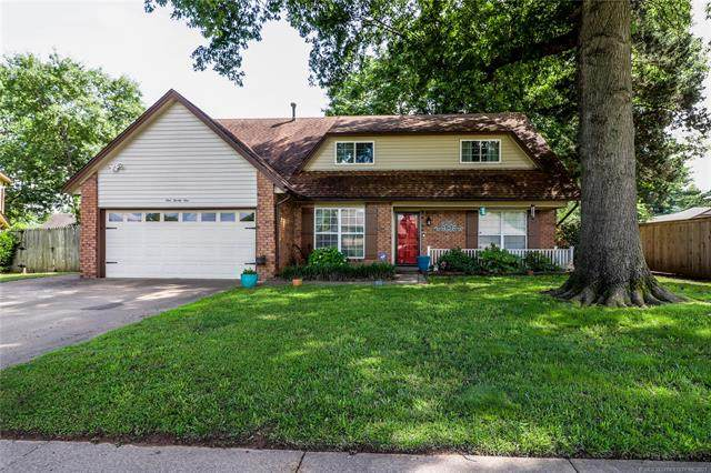 121 W Yuma Street, Broken Arrow, OK 74011 (MLS #2118055) :: Active Real Estate