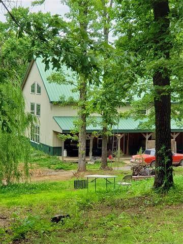 124 Leaning Tree, Fort Gibson, OK 74434 (MLS #2118066) :: 918HomeTeam - KW Realty Preferred
