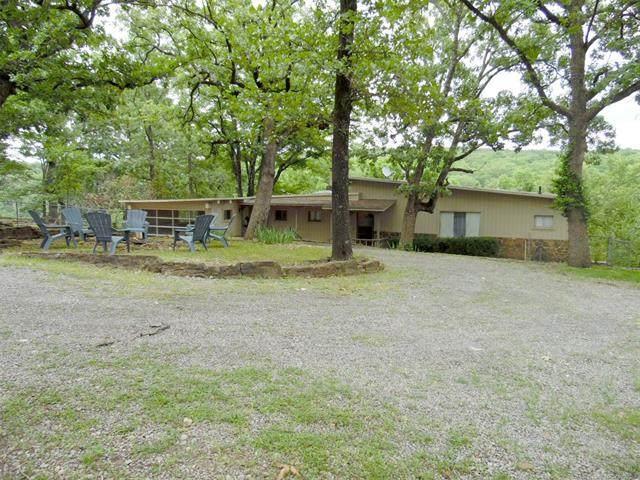 34120 S Terrapin Creek Road, Cookson, OK 74427 (MLS #2118077) :: Active Real Estate