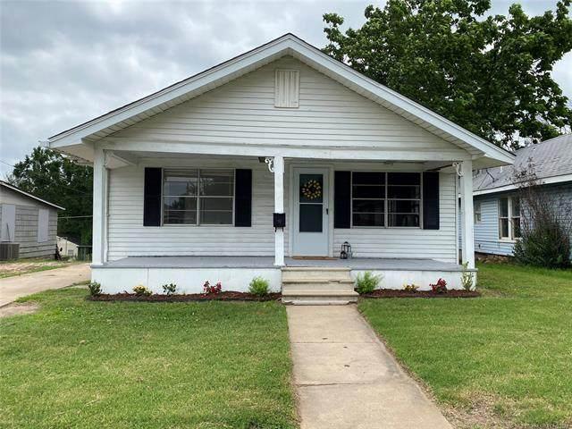 412 N Roosevelt Avenue, Sand Springs, OK 74063 (MLS #2118081) :: House Properties
