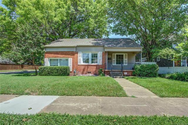 1403 E 37th Street, Tulsa, OK 74105 (MLS #2118085) :: 918HomeTeam - KW Realty Preferred