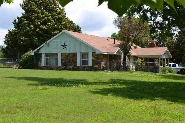 33698 E 750 Road, Wagoner, OK 74467 (MLS #2118086) :: House Properties