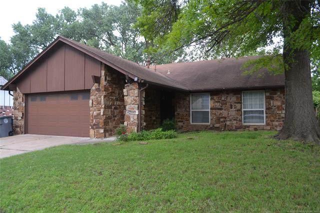 13181 E 29th Street, Tulsa, OK 74134 (MLS #2118088) :: Active Real Estate