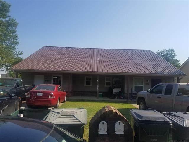 4213 W Redeagle Drive, Skiatook, OK 74070 (MLS #2118113) :: Active Real Estate
