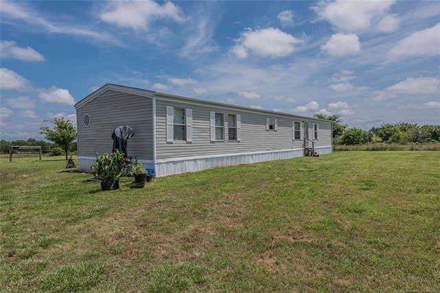 909 N State Highway 51 B Highway, Porter, OK 74429 (MLS #2118129) :: 580 Realty