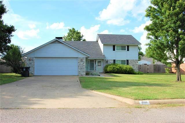 2708 Little John Drive, Durant, OK 74701 (MLS #2118137) :: House Properties