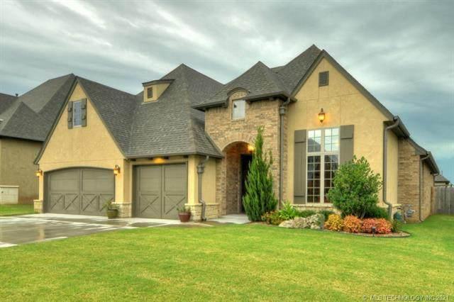 16317 E 48th Street, Tulsa, OK 74134 (MLS #2118148) :: 918HomeTeam - KW Realty Preferred