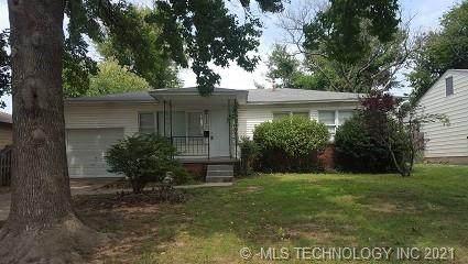 4147 E 28th Place, Tulsa, OK 74114 (MLS #2118150) :: 918HomeTeam - KW Realty Preferred