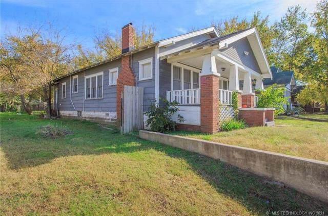 1223 S Quaker Avenue, Tulsa, OK 74120 (MLS #2118155) :: Hopper Group at RE/MAX Results