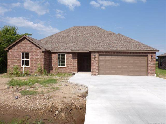 9564 Osage Drive, Sperry, OK 74073 (MLS #2118164) :: Active Real Estate
