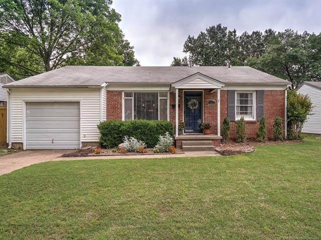 4679 S St Louis Avenue, Tulsa, OK 74105 (MLS #2118185) :: Owasso Homes and Lifestyle