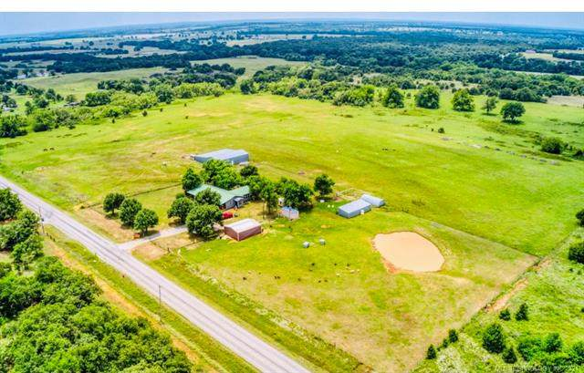 1709 S Morrison Road, Marlow, OK 73055 (MLS #2118227) :: Owasso Homes and Lifestyle