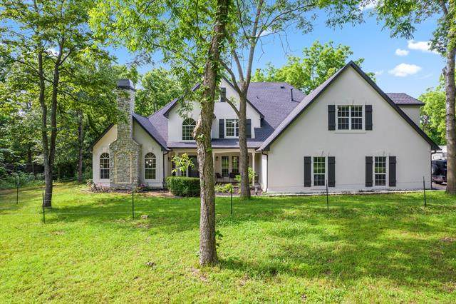 30052 E 6th Street S, Catoosa, OK 74015 (MLS #2118265) :: 580 Realty